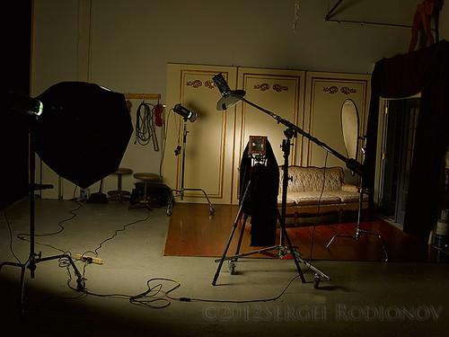 Carrie-3 setup