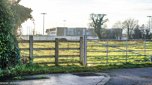 Roseberry Hill Area Of Newbridge (County Kildare) On Christmas Day 2012 by infomatique