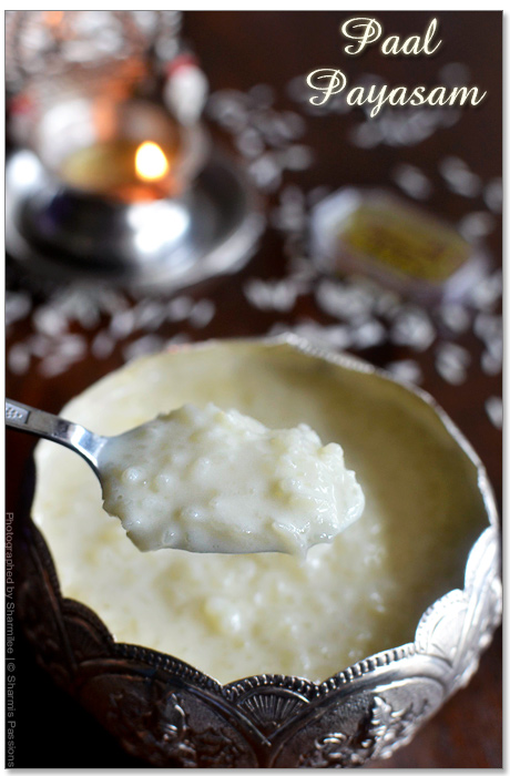 Easy Paal Payasam