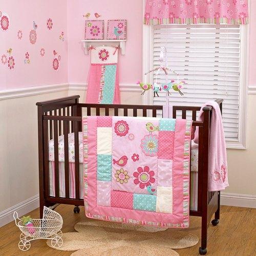 Decoraci n dormitorios para bebes ni as 10 ideas de ropa - Dormitorios de bebes nina ...