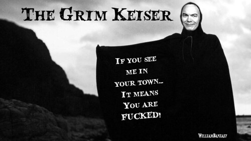 THE GRIM KEISER by Colonel Flick/WilliamBanzai7