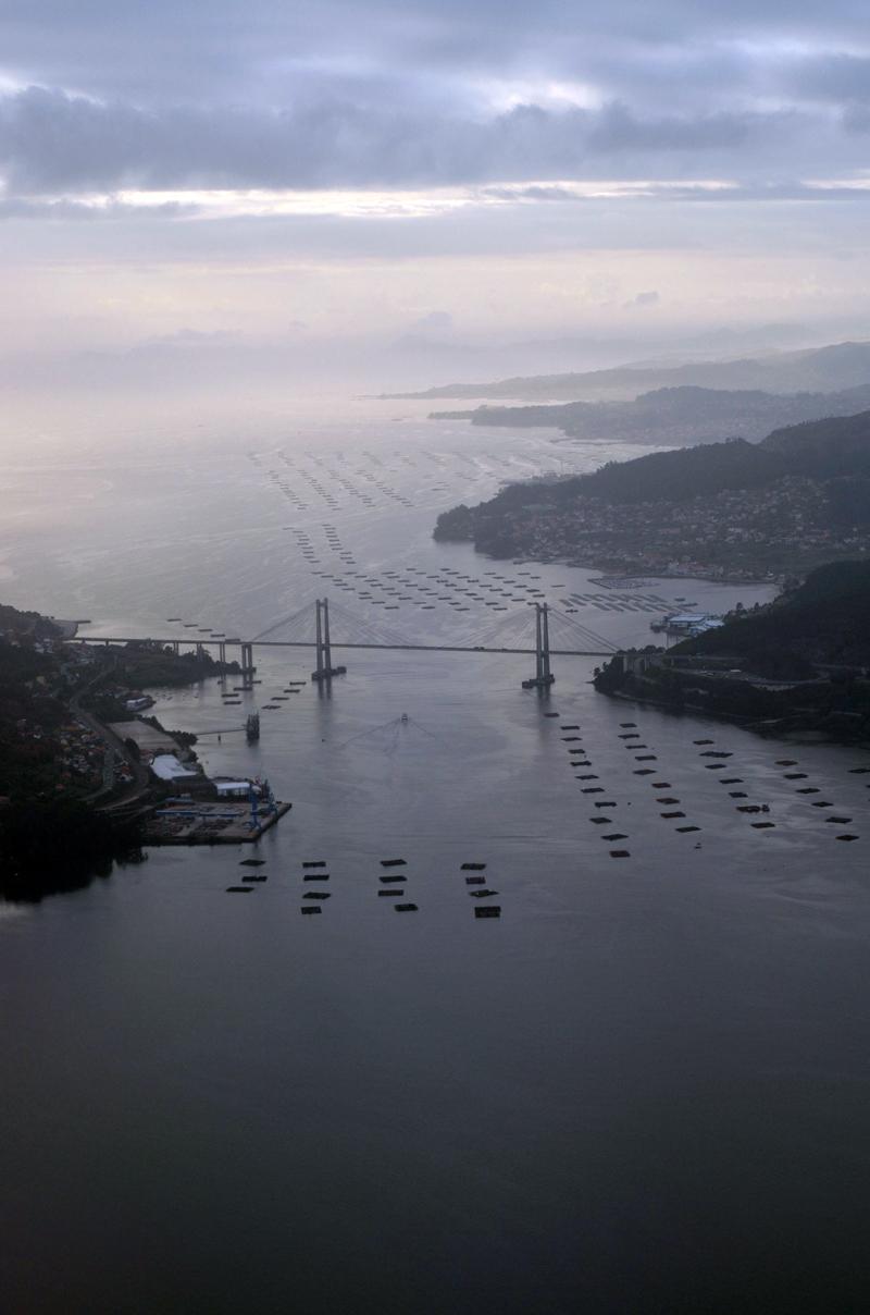 A chegar a // Arriving in Vigo, Spain