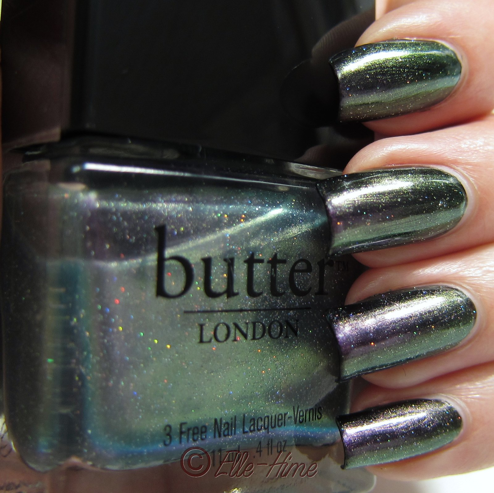 Princessly Polished: Butter London: Knackered over Wet \'n Wild ...