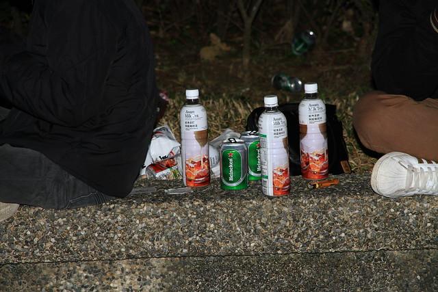 2013台北市跨年晚會垃圾-20-201301010025-賴鵬智攝