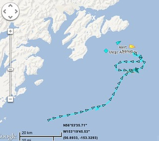 KULLUK SITUATION - 12:31:2012 @ 8-50 PM AST