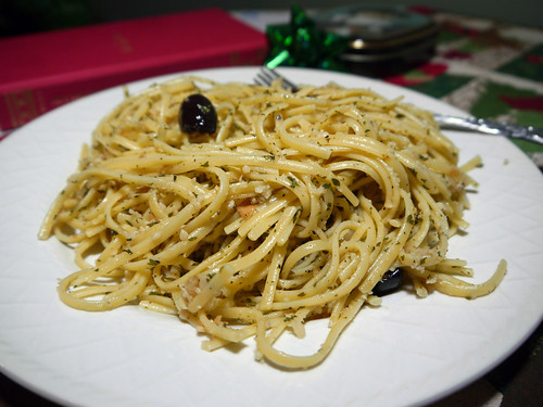 2012-12-31 - VI Linguine with Breadcrumbs - 0009