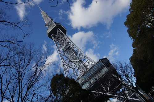 名古屋テレビ塔 Nagoya TV Tower