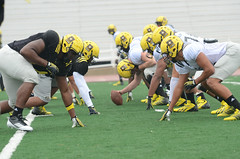All-American Bowl practice