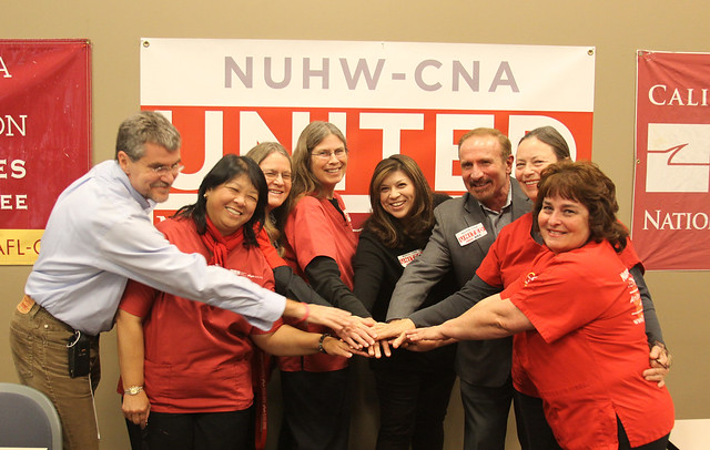 RNs Announce New Affiliation in Stepped Up Campaign