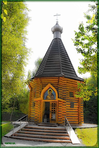 DACHAU RUSSISCH-ORTHODOXE KAPELLE by régisa