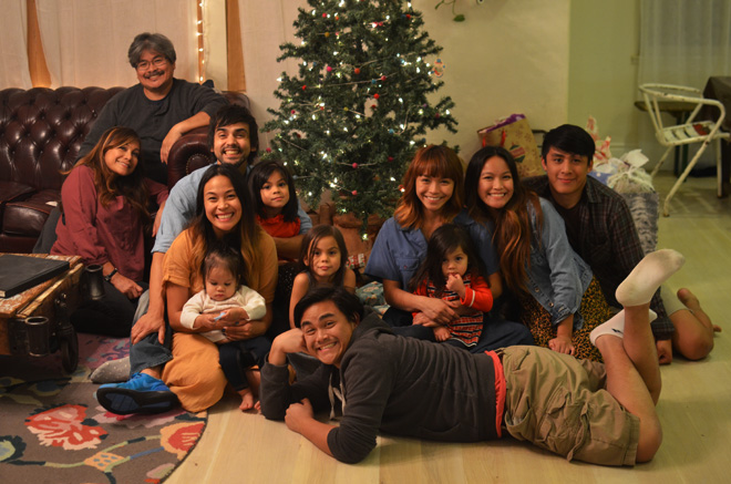 the late christmas eve 2012