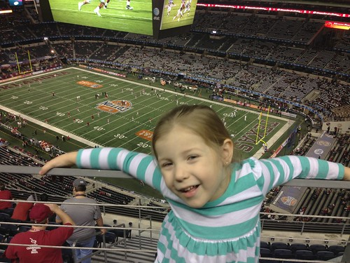 Cheyenne at the Cotton Bowl