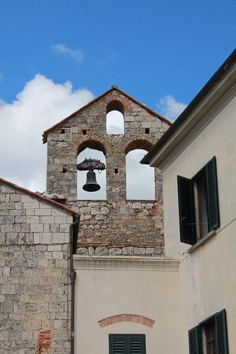 Magliano in Toscana: campane di paese