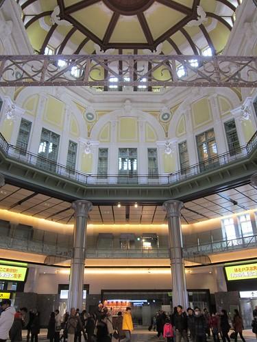 東京駅丸の内北ドーム 2012年1月5日 by Poran111
