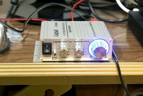 Lepai amplifier