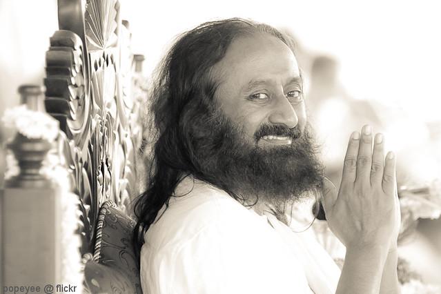 Sri Sri on Facebook