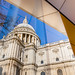 St Paul's Cathedral Abstract by Matt Burrard-Lucas