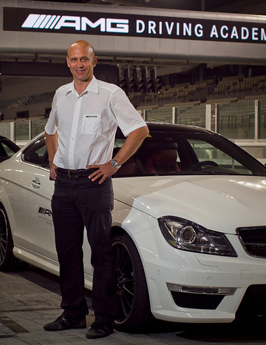 Thomas Buehler, Head of AMG Middle East and Levant