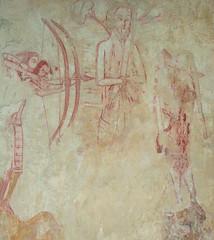 the martyrdom of St Edmund