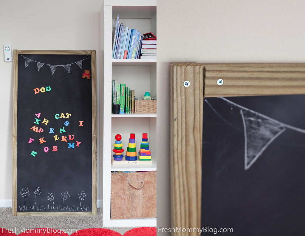 Magnet Chalk Board-12