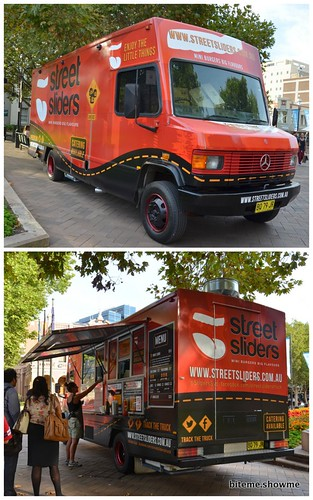 Street Sliders Food Truck