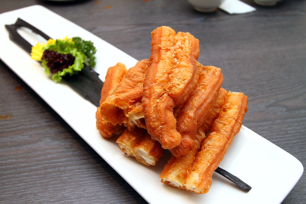Quan Hotpot: Old Fritters