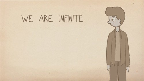 "What is ""We are Infinite""?"