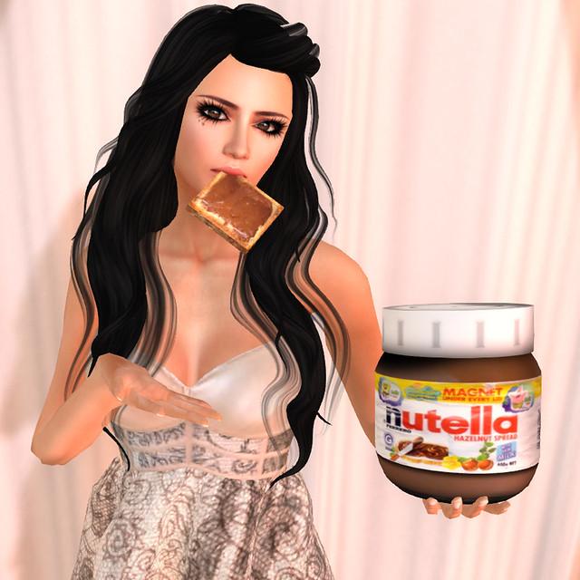 Daniella's Nutella