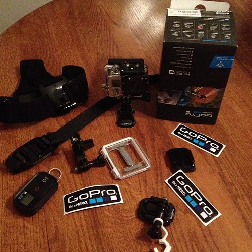 GoPro Equipment