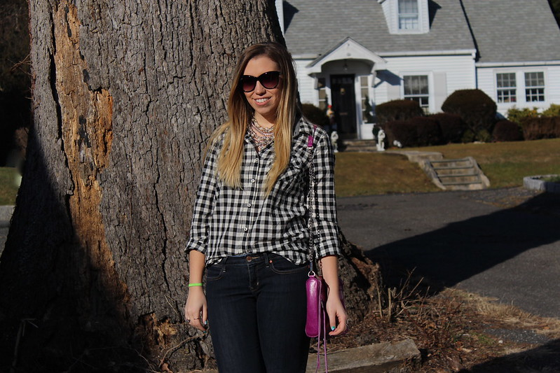 Living After Midnite: Gingham Style