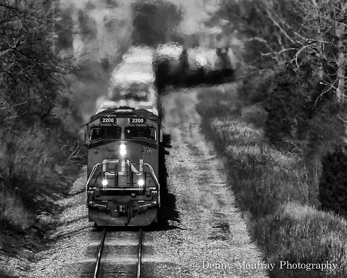 blackandwhite train illinois canadiannational 2013 nikond300s dmoutray ruby5