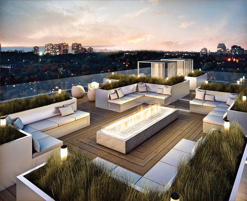 The high life roof terrace design ideas arquigrafico net for Roof terrace definition