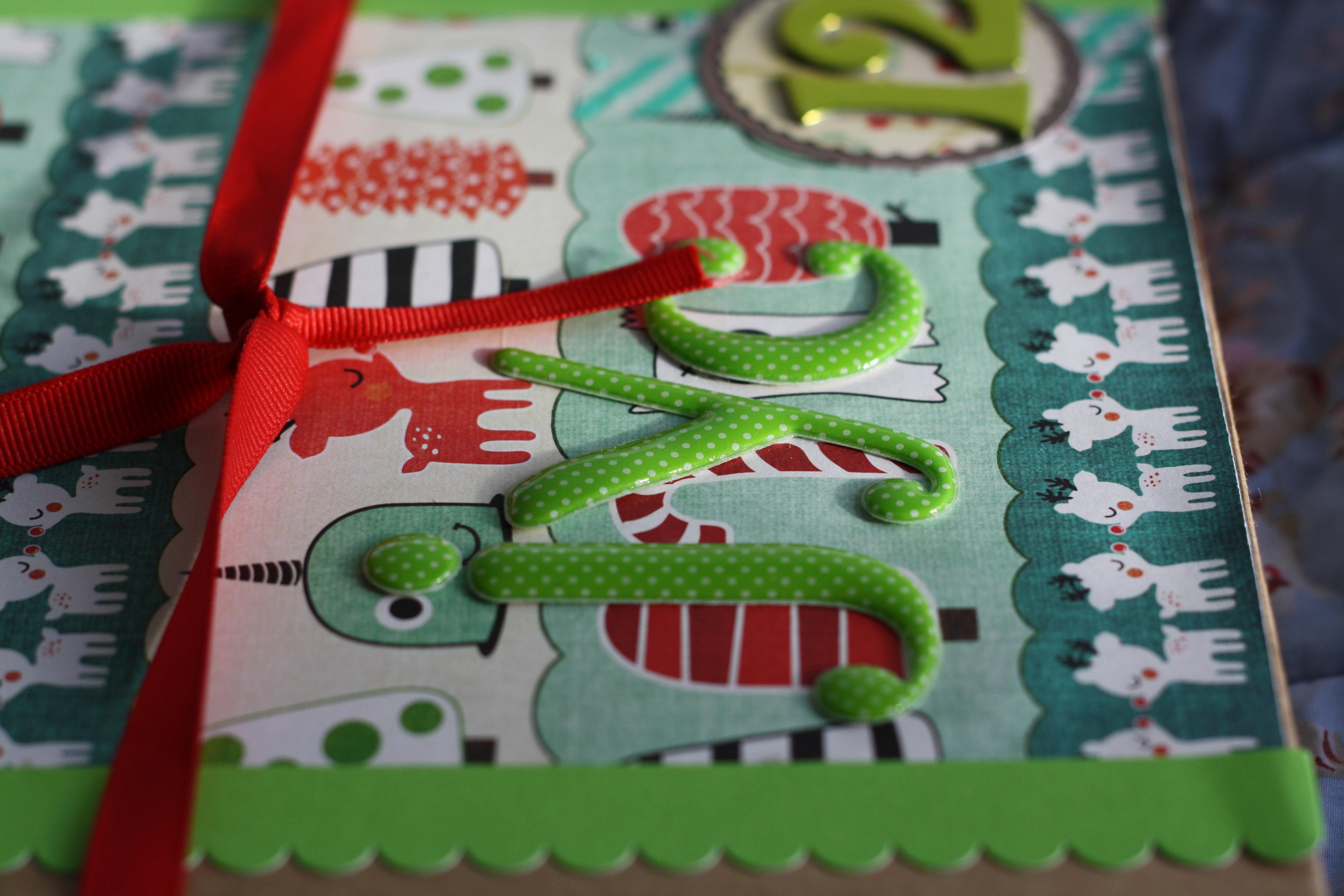 Journal Your Christmas 2012