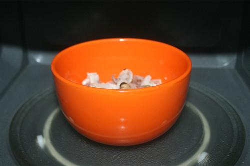 18 - Meeresfrüchte auftauen / Defrost seafood