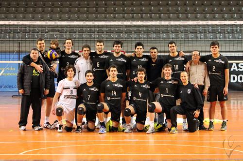 Voleibol Taça de Portugal: Vitória SC 3-1 Benfica