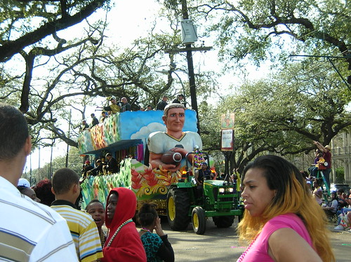 Brees float