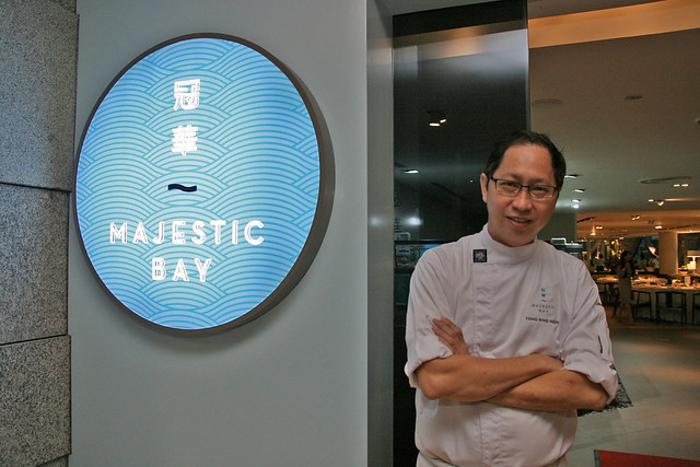 Chef Yong Bing Ngen has always wanted a seafood restaurant