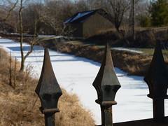 I&M Canal in Utica