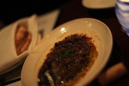 Hummus Royale