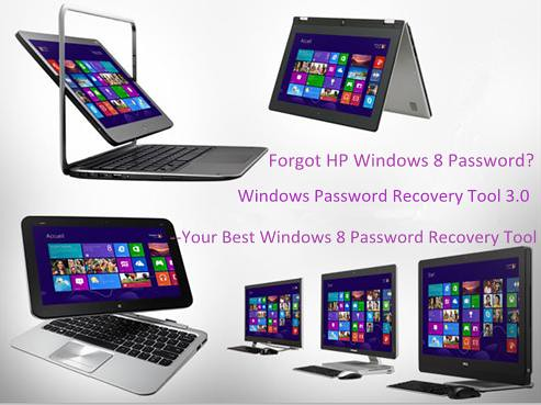 How to Prevent Windows 8 password Forgot on HP Laptop