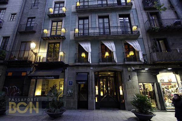 Hotel Banys Orientals, Barcelona