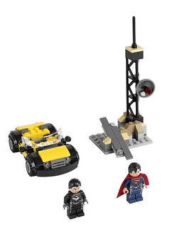 76002 Superman: Metropolis Showdown