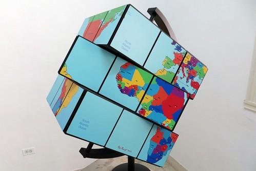 Rubiks Globe