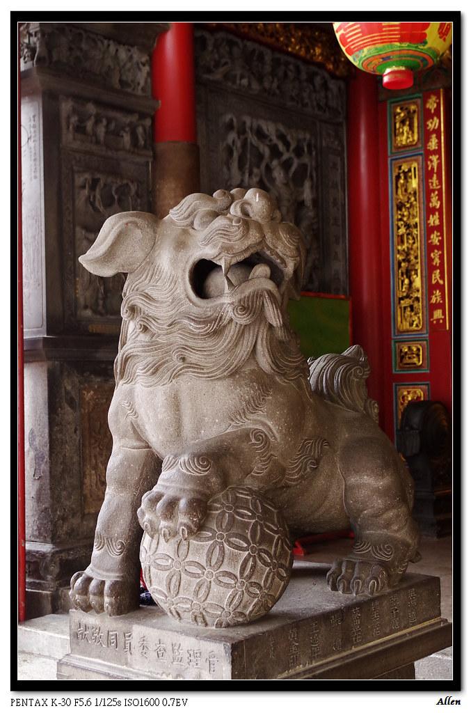 台南天壇天公廟、大觀音亭