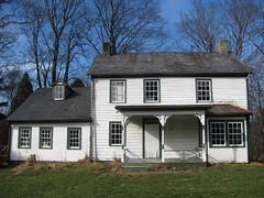 Moses Van Campen House ca 1816 aka B.B. Van Campen House
