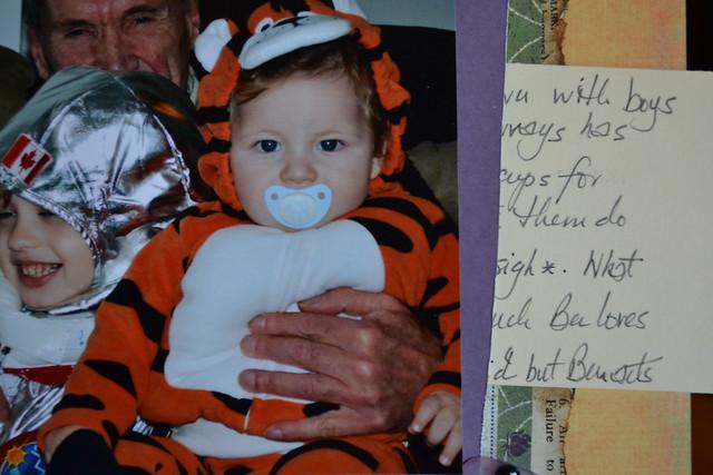 Poppy & Boys_Halloween 2011_closeup