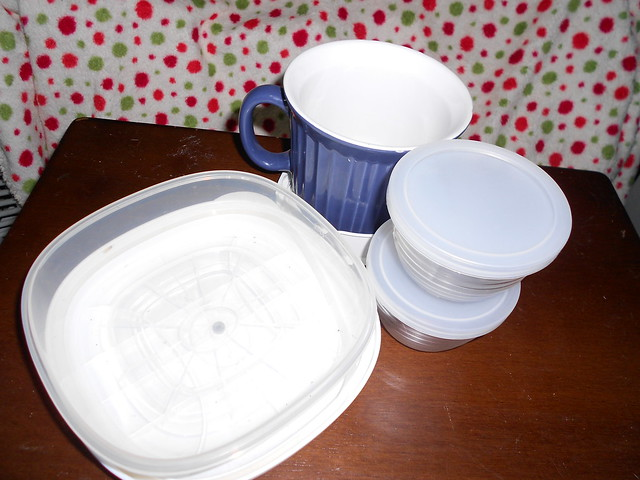 Sandwich, Soup, Sides Containers