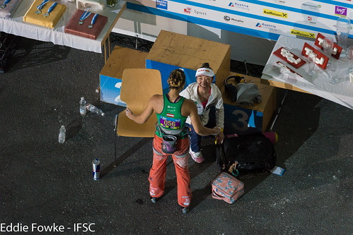 IFSC World Cup Imst 2016