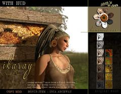 Lilith's Den  ikaray inka ears - humanoid