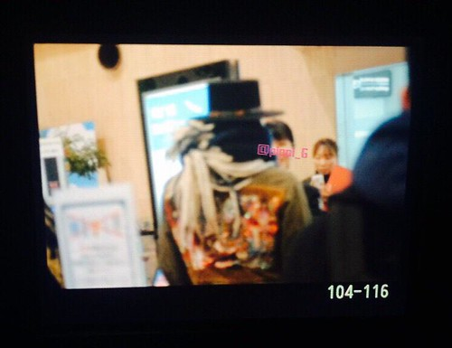 Big Bang - Gimpo Airport - 27feb2015 - G-Dragon - pippi_G - 04